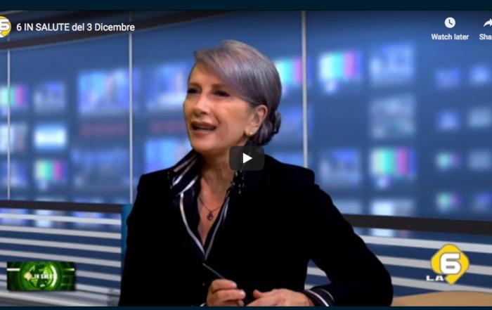 Intervista Di Credico LA 6 Centro Medico AFI Saronno